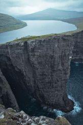 Sorvagsvatn (Norwary) by Gregg Braden