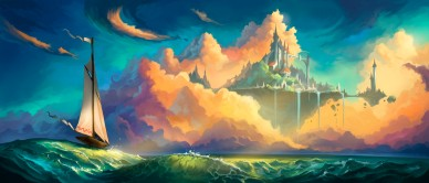 Journey by Eduard Kolokolov