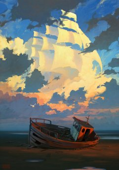 Lost and Forgotten by Artyom Rhads